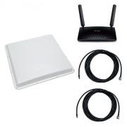 Роутер 3G/4G TP-Link Archer MR200 с внешней антенной 3G/4G 2x17 дБ