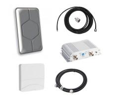 Комплект RF-Link 2100-60-10 для усиления 3G фото 1