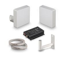 Репитер усиления сотовой связи GSM1800/3G KRD-1800/2100 (до 100 м2) фото 1