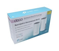 Mesh система WiFi TP-Link Deco E4 фото 7