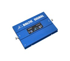 Репитер-усилитель интернета 3G/4G Baltic Signal BS-3G/4G-70-kit (до 300 м2) фото 2
