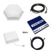 Комплект Baltic Signal для усиления GSM/LTE 1800, 3G и 4G (до 300 м2)