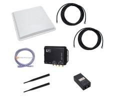 Комплект для доступа в интернет на основе роутера iRZ RL01w Dual-Sim фото 1