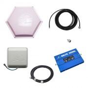 Комплект репитера сотовой связи и интернета Baltic Signal BS-DCS/3G-70-kit