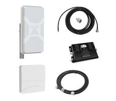 Комплект RF-Link LC-E900/1800-70-20 для усиления GSM фото 1