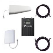 Комплект Vegatel VT3-1800/2100/2600 для усиления GSM/LTE 1800, 3G и 4G (до 400 м2)