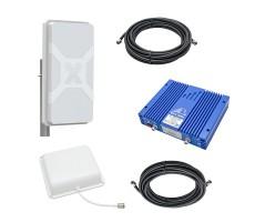 Репитер 900/1800 Baltic Signal BS-GSM/DCS-80 (комплект до 800 м2) фото 1