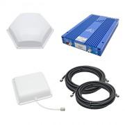 Репитер Baltic Signal BS-GSM/DCS/3G-80 PRO (комплект до 1200 м2)