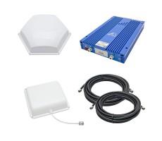 Репитер Baltic Signal BS-GSM/DCS/3G-80 PRO (комплект до 1200 м2) фото 1