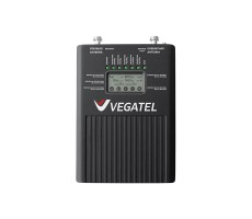 Репитер GSM+3G+4G Vegatel VT2-5B LED (70 дБ, 126 мВт) фото 1