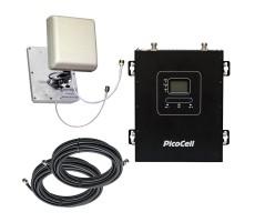 Комплекс усиления 1800+3G+4G Picocell 1800/2000/2600 SX20 PRO (300 м2) фото 1