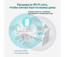 Mesh усилитель Wi-Fi сигнала TP-Link RE300 фото 6