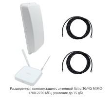 Роутер Alcatel HH70VH с внешней антенной 3G/4G фото 3