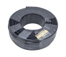 Кабель 8D-FB CCA PVC (черный) фото 2