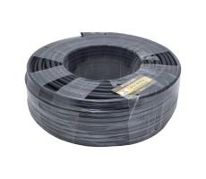 Кабель 8D-FB CCA PVC (черный) фото 3