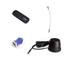 Модем 3G/4G с WiFi и автомобильной антенной фото 1