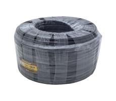 Кабель 10D-FB CCA PVC (черный) фото 1