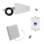 Комплект ДалСВЯЗЬ DS-2100/2600-17C2 для усиления 3G/4G (до 200 м2)