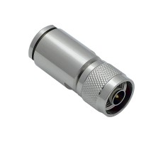 Разъём N-112/10D (N-male, прижимной, на кабель 10D) фото 3