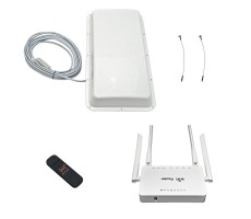 Усилитель 3G/4G Дача-Универсал 2x2 USB на базе антенны со встроенным модемом фото 1