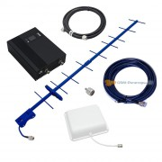 Усилитель сотовой связи Baltic Signal BS-GSM-75-PRO-kit (до 800 м2)
