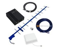 Усилитель сотовой связи Baltic Signal BS-GSM-75-PRO-kit (до 800 м2) фото 1