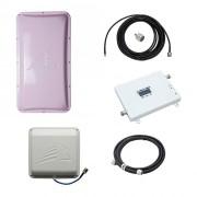 Комплект Baltic Signal для усиления GSM/LTE 1800 и 3G (до 200 м2)