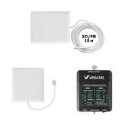 Репитер сотовой связи и интернета Vegatel VT-1800/3G-kit (комплект до 150 м2)