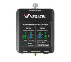 Репитер сотовой связи и интернета Vegatel VT-1800/3G-kit (комплект до 150 м2) фото 2