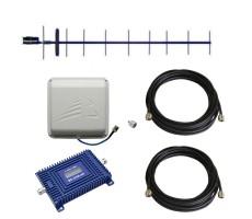 Репитер сотовой связи Baltic Signal BS-GSM-65 с комплектом антенн фото 1
