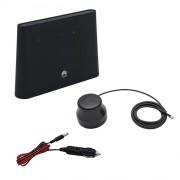 Роутер 3G/4G-WiFi Huawei B311 с автомобильной антенной и адаптером питания