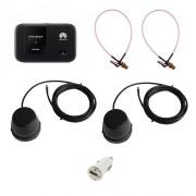 Роутер 3G/4G-WiFi Huawei e5372 с двумя антеннами для машины