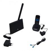 Стационарный GSM-телефон на базе роутера и DECT-трубки