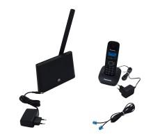 Стационарный GSM-телефон на базе роутера и DECT-трубки фото 1