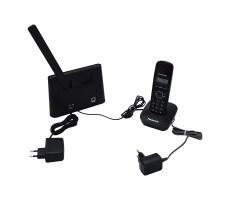 Стационарный GSM-телефон на базе роутера и DECT-трубки фото 3