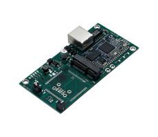 Встраиваемый роутер WiFi Antex AXR-5P PoE (Mini PCI-e) фото 2