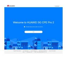 Роутер Huawei 5G CPE Pro 2 (H122-373) фото 9