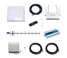 Усилитель GSM+3G+4G Дача-Максимум Комбо (до 200 м2) фото 1