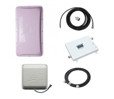 Усилитель GSM+LTE+3G Baltic Signal BS-DCS/3G-65-kit (до 200 м2) фото 1