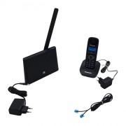 Усилитель сотовой связи на базе роутера и DECT-телефона