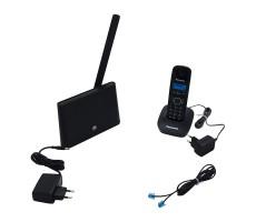 Усилитель сотовой связи на базе роутера и DECT-телефона фото 1