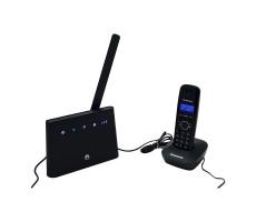 Усилитель сотовой связи на базе роутера и DECT-телефона фото 2