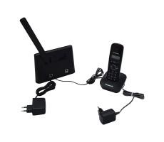 Усилитель сотовой связи на базе роутера и DECT-телефона фото 3
