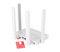 Роутер 3G/4G-WiFi Keenetic Runner 4G (KN-2210) фото 3