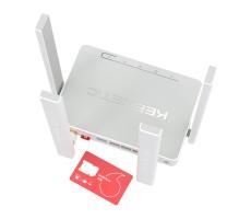 Роутер 3G/4G-WiFi Keenetic Runner 4G (KN-2210) фото 4