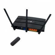 Роутер 3G/4G-WiFi TP-Link Archer с модемом Huawei e3372