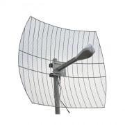 Антенна MiG 3G WiFi LTE MIMO Parabola 2.6-27 (прямофокусная, 2 x 27 дБ)