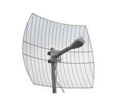 Антенна MiG 3G WiFi LTE MIMO Parabola 2.6-27 (прямофокусная, 2 x 27 дБ) фото 1