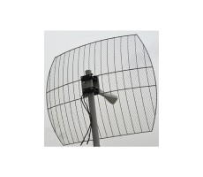 Антенна MiG 3G WiFi LTE MIMO Parabola 2.6-27 (прямофокусная, 2 x 27 дБ) фото 4