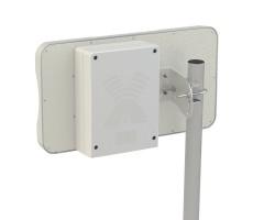 Антенна WiFi AX-2418P MIMO 2x2 BOX (Панельная, 2 x 18 дБ) фото 2